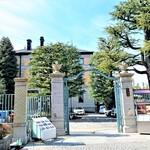 63708032 - 1909年(明治42年)に『迎賓館』として建てられた『長楽館』さんの本館入口~!! 京都市指定の有形文化財になっている~♪( ^o^)ノ
