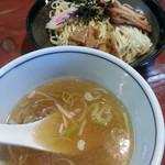 しお貫 - つけ麺2017.3.5