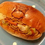大平製パン - 具のやきそばも美味しい♡ ムギュムギュにつまってます!