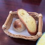 ティースタイル - パン2種類