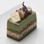 門洋菓子店 - 抹茶(現在非売品)