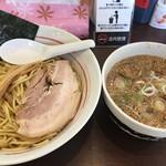 支那そばの凱歌  - つけ麺税込950円