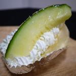 菓子舗 くさかり - 料理写真:バナナボード