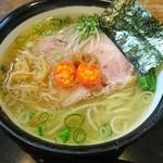麺乃家 - 紀州梅塩ラーメン