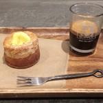 アンモナイト - ラムレーズンチーズ + Espresso Shot W(60cc)