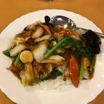 四川料理 合満福 - 料理写真:中華飯