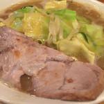 63716708 - 濃菜麺ズーム
