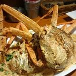 イタリアン酒場「ナチュラ」 - 蟹自体は食べにくいけど、パスタソースは旨!