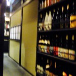 銀座 竹の庵 - 入り口