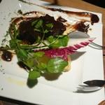 NATURA MARKET - 赤ワイン煮込み、マッシュポテトが美味しかった!