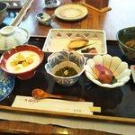 四季彩 - 朝食