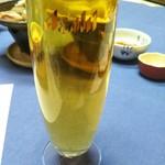 四季彩 - グラスビール
