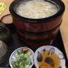 大正庵 - 料理写真:釜揚げのボリューム