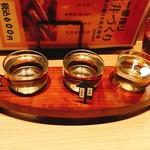 生け簀の甲羅 - 選べる三種〜
