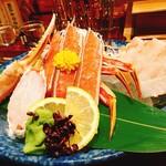 生け簀の甲羅 - いつ食べても美味しい♪