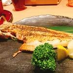 生け簀の甲羅 - 笹カレイの単品