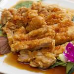 味楽軒 - 油淋鶏