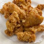 味楽軒 - 鶏の唐揚げ