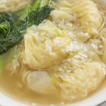 味楽軒 - ワンタン麺