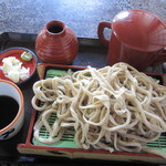高星食堂 - 料理写真:「もり \550」