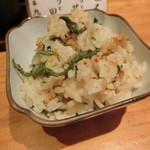 ちんねん - 山菜ご飯