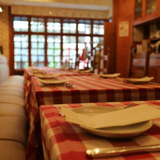 大切な方とのお食事に。本格イタリアンでおもてなしをどうぞ。