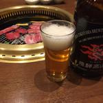味蔵天国 - 焼肉にビールで幸せ