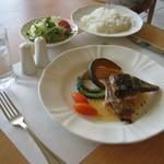 レストラン ル・ブラン - ランチメニュー(例)