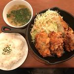 Niku Jyu-Hachi - 本日の肉プレート