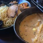 北海道らぁ麺 ひむろ - 油揚げイイよね。