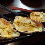 9689食堂 - 牡蠣のグラタン