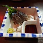 9689食堂 - 鯖炙り