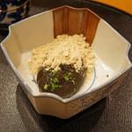 旬席 鈴江 - 100%のわらび餅 黒大豆と和三盆で