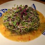 なっぱjuicy - 鮮魚のカルパッチョ