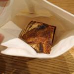 やまぐち - 一澤信三郎帆布の袋に入った パン
