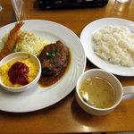 キッチン けとる - 日替わりlunch 780円