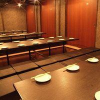 ちっちり - 最大40名様まで人数に合わせた、団体個室ご用意できます!飲み会や同窓会など各種宴会にぴったり。