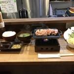 豚喰 - トンテキ定食