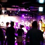 オールディーズ ライブハウス グリース - 熱気ムンムン 謎の一体感♬