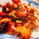 ベトナム料理フォーベトナム - サラダメン¥1000