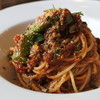 トラットリア ルンガルノ - 料理写真:角度を変えて