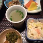 博多華味鳥 - 水炊きスープ付き