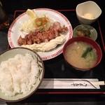 居酒屋ダイニング ミスターサンペイ - チキン南蛮定食(¥680)