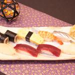 鮨 くろ澤 - 寿司1,200円