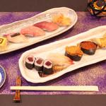 鮨 くろ澤 - 特上寿司 2,700円