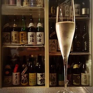 日本酒約50種!