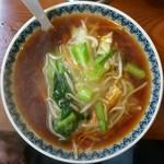 集来 - サンマー麺