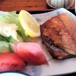 松月 - 料理写真:おまかせ定食