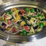 倶楽湾 - 中国野菜炒め