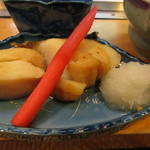 63739204 - 真鱈の味噌焼き(宗谷コース)